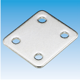 Rectangle Back Plate for Pad Eye