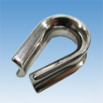 Thimble for Fibrous Rope