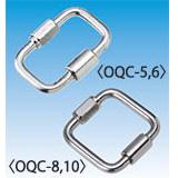 Rectangular Quick Link w/Rotating Joint