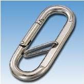 Oval Carbine Hook w/Safety Latch
