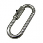 Wide Open Quick Link Fixable w/Pin