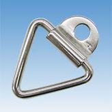 Folding Pad Eye w/Triangular Link