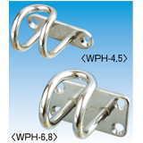 Wire Hook on Plate